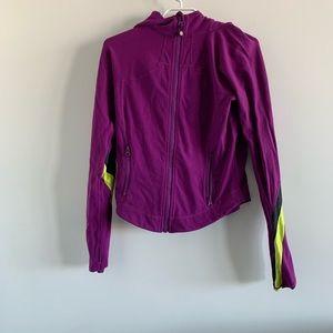 Lululemon Zip-Up Sweater